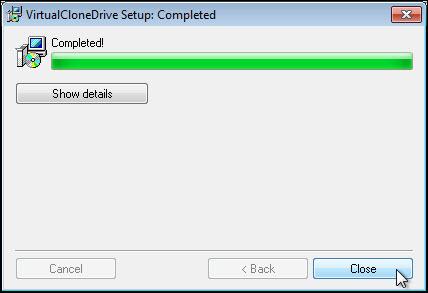 virtual clone drive instructions
