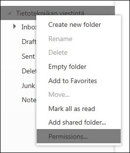 Office 365: Rights to shared mailboxes | Helpdesk
