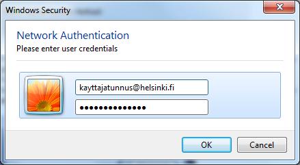 windows 10 kirjautuminen Hameenlinna