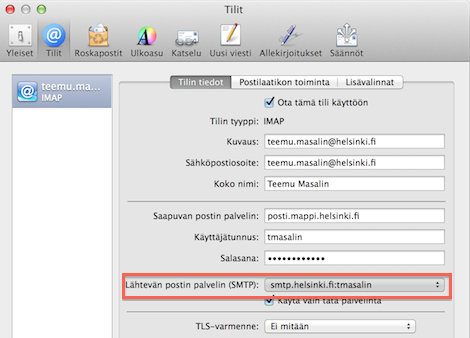 Welho webmail ongelma