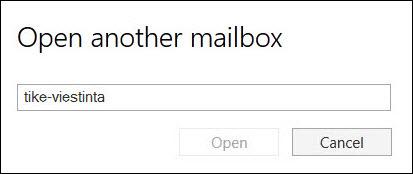 Webmail Helsinki Office