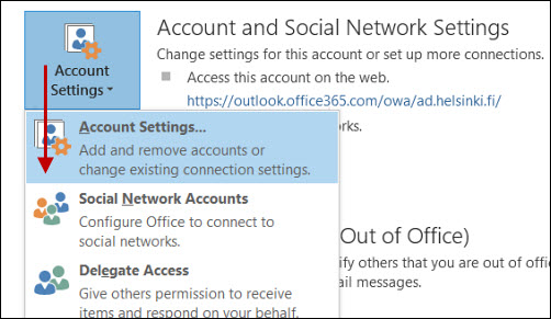 Office 365: Adding a shared mailbox to Outlook | Helpdesk