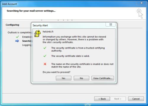 Outlook Office 365 Sähköposti
