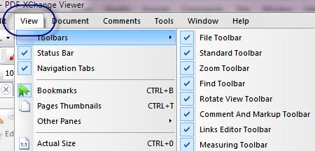 Use of the PDF-XChange Editor | Helpdesk